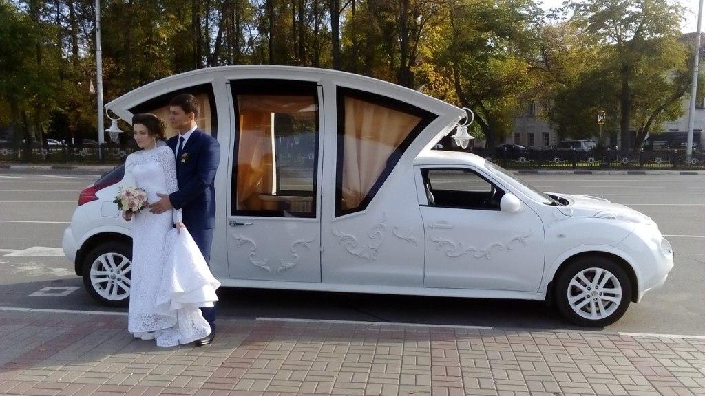 Машина-карета на свадьбу цены
